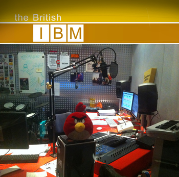 Q Radio - the British IBM